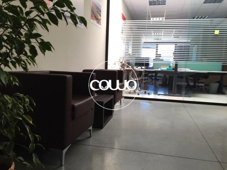 Coworking Mendrisio Stabio - Sala d'attesa